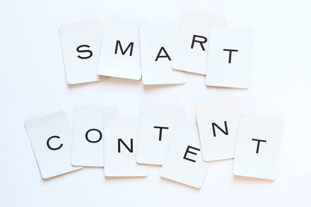 Smart Content for SEO