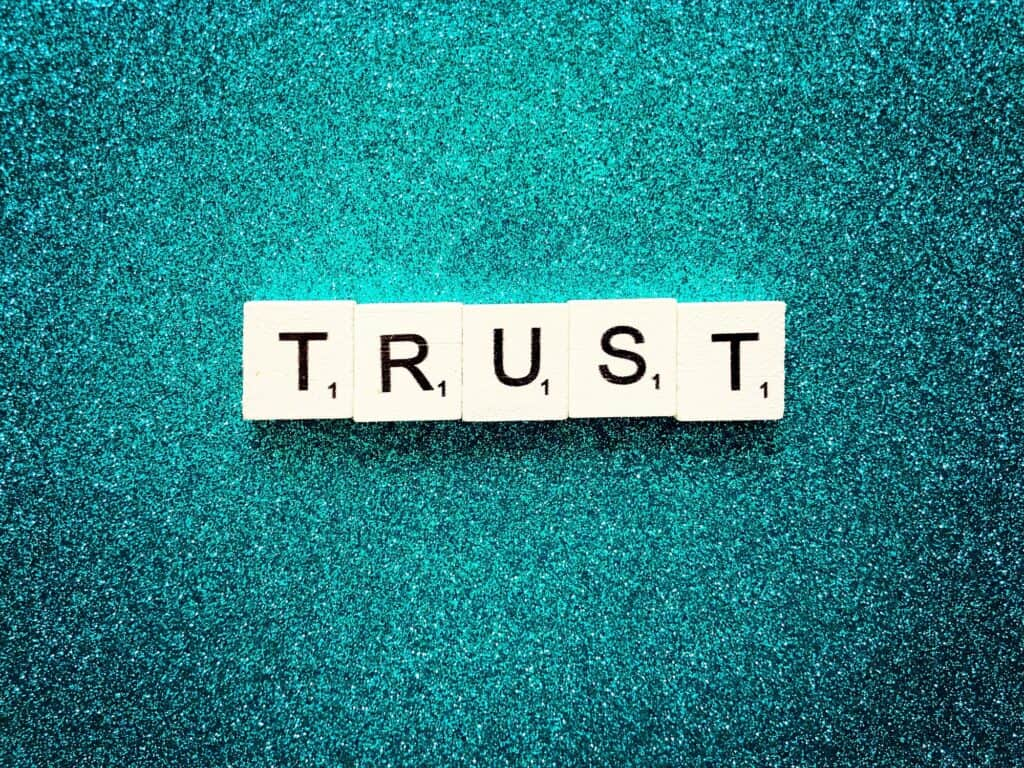 Seo nurtures Trust for your company